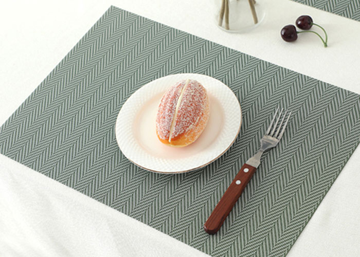 Simple Style Waterproof Placemats