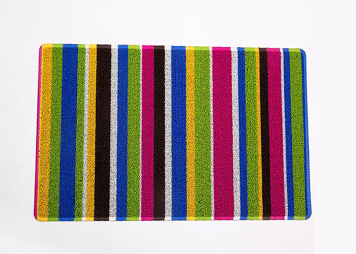 Colorful Household Eco-friendly tufted mats